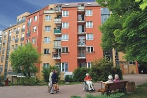 Pflegeheim AlexA Seniorenresidenz Berlin-Lichtenberg Berlin