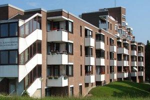 Pflegeheim Ev. Altenwohnheim Billwerder Bucht Hamburg