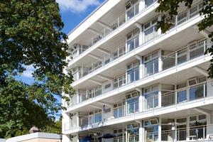 Pflegeheim Pflegen & Wohnen Husarendenkmal Hamburg