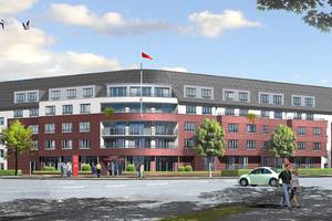 Pflegeheim DOMICIL-Seniorenpflegeheim Jenfeld Hamburg-Jenfeld