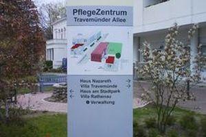 Pflegeheim Pflegezentrum Travemünder Allee Haus Nazareth Lübeck