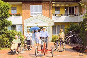 Pflegeheim Seniorenwohnstift Kreyenbrück Oldenburg