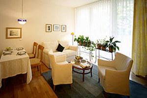 Pflegeheim Wohnstift Auf der Kronenburg Seniorenwohnanlage Dortmund