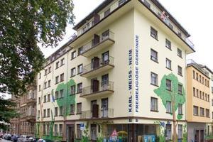 Pflegeheim Karl-Weiss-Heim Seniorendomizil am Lauerschen Garten Mannheim