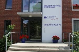 Pflegeheim Katharina-von-Bora Betagtenhaus Lübeck