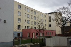 Pflegeheim Senioren-Wohnpark Oberhausen Oberhausen-Altstadt-Mitte