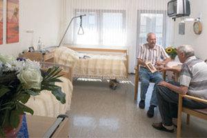 Pflegeheim Am Speitel Seniorenpflegeheim  Karlsruhe