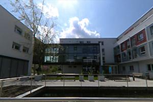 Pflegeheim Altenzentrum Clarissenhof Ulm