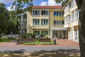 Pflegeheim Fürsorge im Alter Seniorenresidenz Biesdorfer Höhe Berlin
