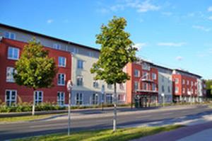 Pflegeheim SenVital Senioren-und Pflegezentrum Kleinmachnow am Rathausmarkt Kleinmachnow