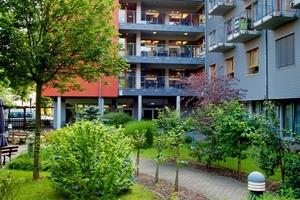 Pflegeheim Senioren-Wohnpark Dresden Am Großen Garten GmbH Dresden