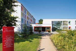Pflegeheim Pro Seniore Residenz Am Fontaneplatz Cottbus