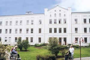 Pflegeheim Senioren-Wohnpark - Aschersleben St. Elisabeth Aschersleben