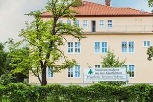Pflegeheim Seniorenresidenz an den Kienfichten Haus Maxim Gorki Dessau-Roßlau