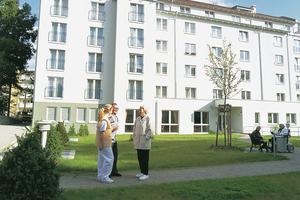 Pflegeheim Senioren-Wohnpark Lichtenberg Berlin