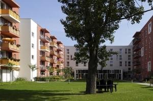 Pflegeheim Seniorenstiftung Prenzlauer Berg Berlin
