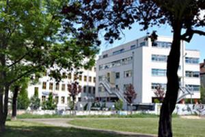 Pflegeheim Pflegewerk Seniorencentrum Wisbyer Straße Berlin