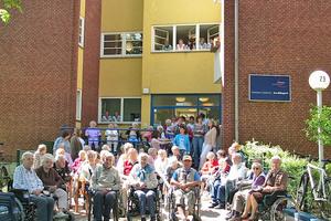 Pflegeheim Vitanas Senioren Centrum Am Bäkepark Berlin-Steglitz