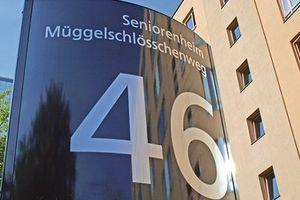 Pflegeheim Seniorenheim Müggelschlößchenweg Haus der Berliner Stadtmission Berlin