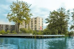 Pflegeheim Pro Seniore Residenz Wasserstadt Berlin-Spandau