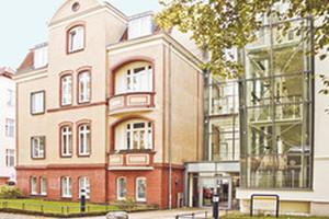 Pflegeheim Pflegewerk Haus Curamus Berlin