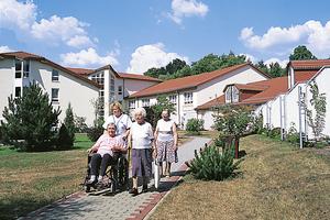Pflegeheim Senioren-Wohnpark Treuenbrietzen Treuenbrietzen