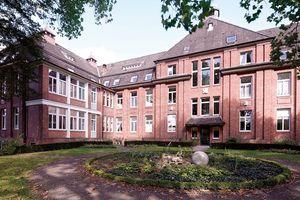Pflegeheim CURA Seniorencentrum Bergedorf Hamburg