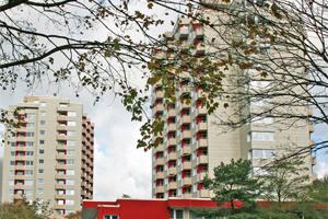 Pflegeheim Seniorenwohnanlage Neuwiedenthal  Hamburg
