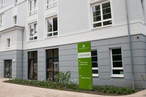 Pflegeheim Pflegen & Wohnen Holstenhof Hamburg