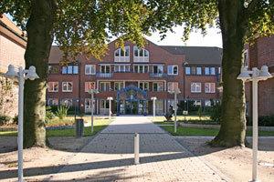 Pflegeheim Seniorenresidenz Alsterpark  Hamburg