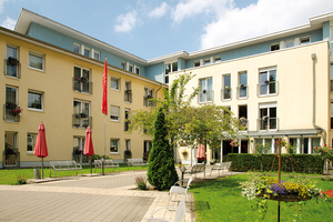 Pflegeheim Pro Seniore Residenz Hamburg Hamburg-Lokstedt