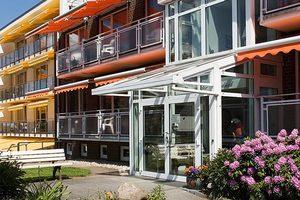 Pflegeheim Haus Fangdieck Altenpflegepension Hamburg