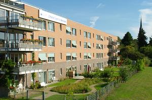Pflegeheim Vorwerker Diakonie Lotti-Tonello-Haus  Lübeck