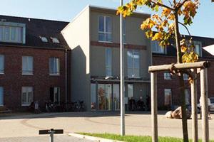 Pflegeheim Städt. Alten- und Pflegeheim Friedenshof Wismar