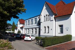 Pflegeheim Cecilien-Burg Haus Uetersener Straße Tornesch