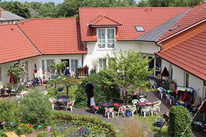 Pflegeheim Stella Vitalis Seniorenhaus Luden Lunden