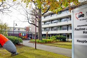 Pflegeheim AWO Altenwohnanlage Pauline-Ahlsdorff-Haus Wilhelmshaven