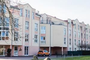 """Pflegeheim Alloheim Senioren-Residenz """"Haus Holter Fleet"""" Bremen"""