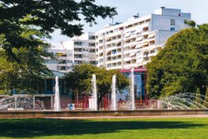 Pflegeheim CURANUM Seniorenzentrum Weserbergland Hameln