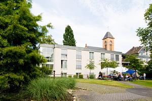Pflegeheim Alloheim Pflege-Residenz Kruppstraße Düsseldorf