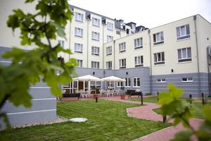 Pflegeheim Senioren-Wohnpark Lessingplatz Düsseldorf