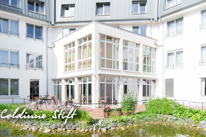 Pflegeheim Comunita Seniorenhaus Coldinne Stift Lünen