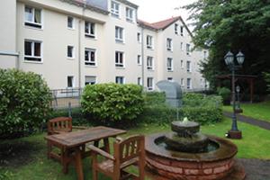 Pflegeheim Haus Marienburg Oberhausen-Alt Oberhausen