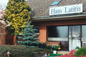 Pflegeheim Wohngemeinschaft Haus Laetitia Kirchberg Jülich-Kirchberg
