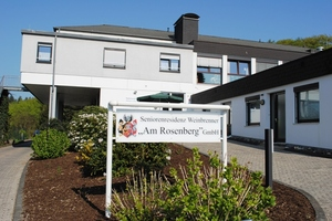 Pflegeheim Seniorenheim Weinbrenner Haus Flammersfeld