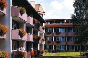 Pflegeheim CURANUM Seniorenzentrum  Amadeus Werl