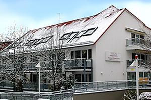 Pflegeheim Curata Seniorenzentrum Haus am Rosengarten Frankfurt/Main