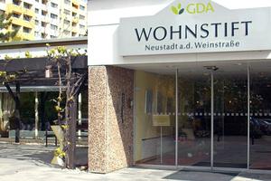 Pflegeheim GDA Wohnstift Neustadt an der Weinstrasse Neustadt an der Weinstraße