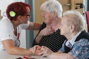 Pflegeheim AWO Pflegezentrum Hans-Klenk-Haus  Ludwigsburg