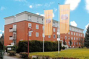 Pflegeheim CURATA Seniorenzentrum Adolf-Nieden-Haus Bad Rappenau